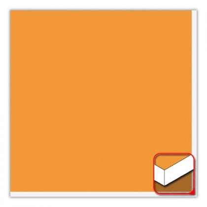ORANGE10 Passepartout- Bastelkarton farbig 30x40cm 1,40mm
