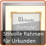 spongo urkunden bilderrahmen mit passepartout g nstig kaufen din a4. Black Bedroom Furniture Sets. Home Design Ideas