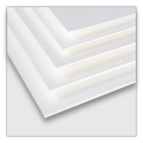Conservation Board White - 80x100 - 1,4mm